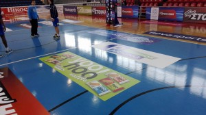 Sponsor of the volleyball team Kifissia Volley A.C.